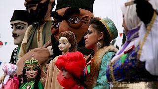 Bakü'nün meşhur Nevruz kutlamaları