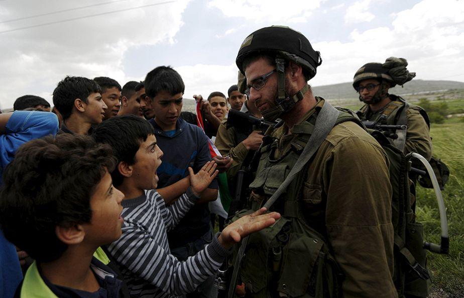 Les Palestiniens fêtent leur Journée de la Terre