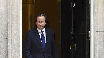 R. Unido: 'tories' y laboristas codo a codo en el inicio oficial de la campaña electoral