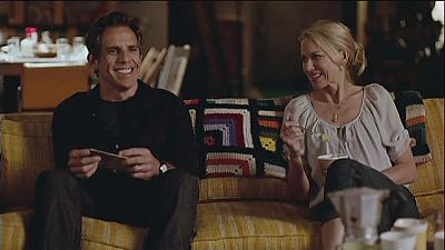 Ben Still und Naomi Watts als hippes Ehepaar