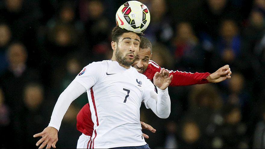 España resiste el ritmo de Eslovaquia en el camino hacia la Euro 2016