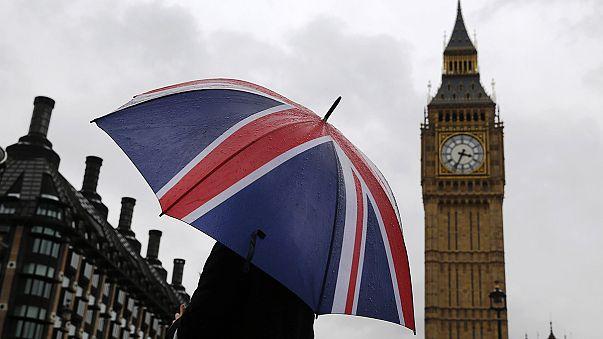 انحلال پارلمان بریتانیا و آغاز رقابت های انتخاباتی