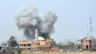 USA bestreiten Tötung von Iranern bei Luftangriffen auf IS-Stellungen im Irak