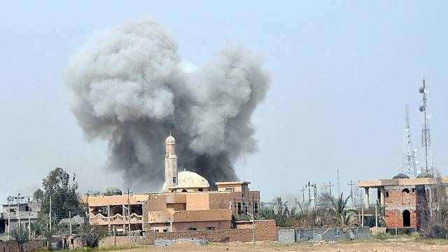 العراق: مقتل جنديين إيرانيين من حرس الثورة بضربة من طائرة أمريكية من دون طيار في تكريت
