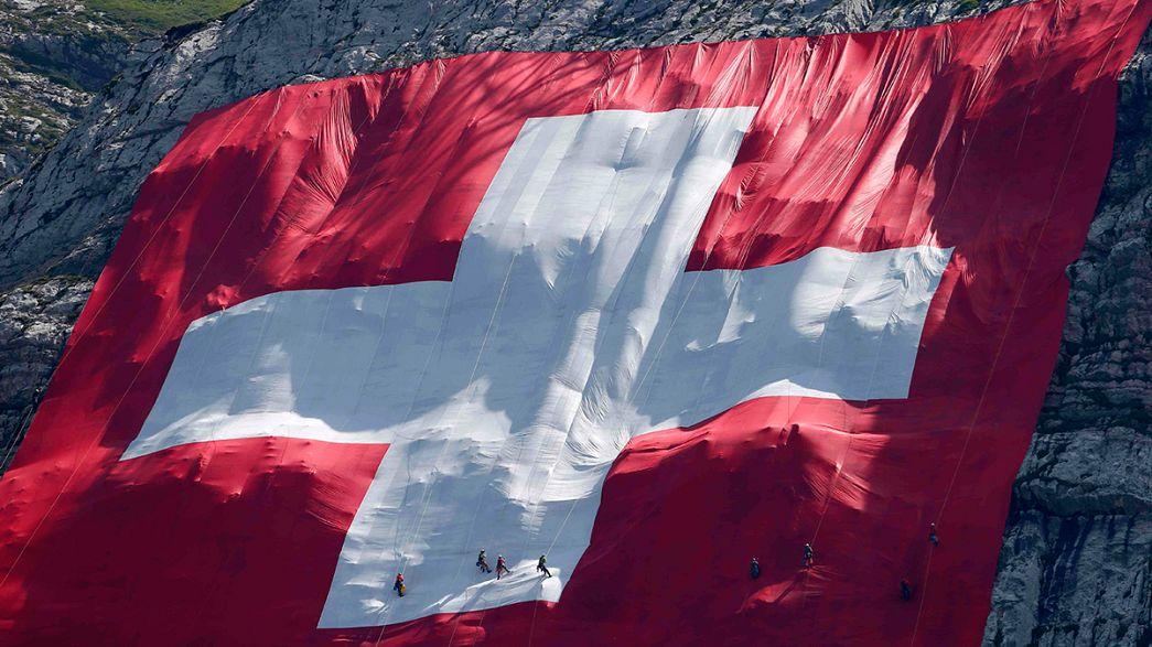 Die Schweiz sucht eine neue Nationalhymne