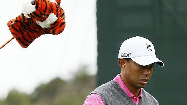 Tiger Woods mélyrepülése: a golf egykori királya már csak a 104.