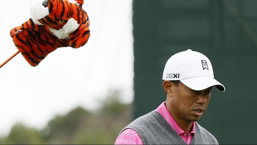 Golf: Woods fuori dai primi 100 del ranking