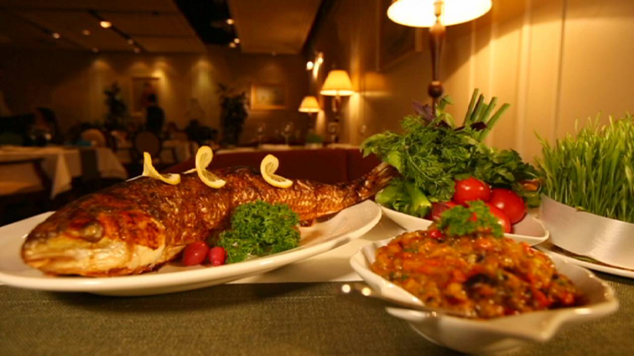 Levengi fish by Chef Elmin