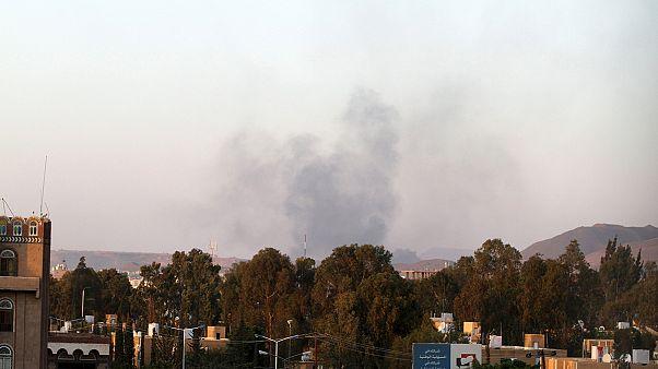 Luftangriffe im Jemen: Dutzende Tote in Flüchtlingslager?