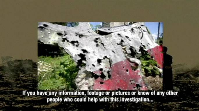 Crash du MH17 : lancement d'un appel à témoins lié à un missile BUK