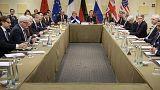 اقتراب موعد انتهاء مهلة المفاوضات حول الملف النووي الايراني