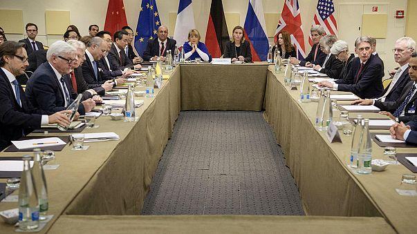 Últimas horas para alcanzar un plazo sobre el programa nuclear iraní