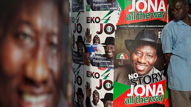 Nijerya'daki seçimde Müslüman aday Buhari önde