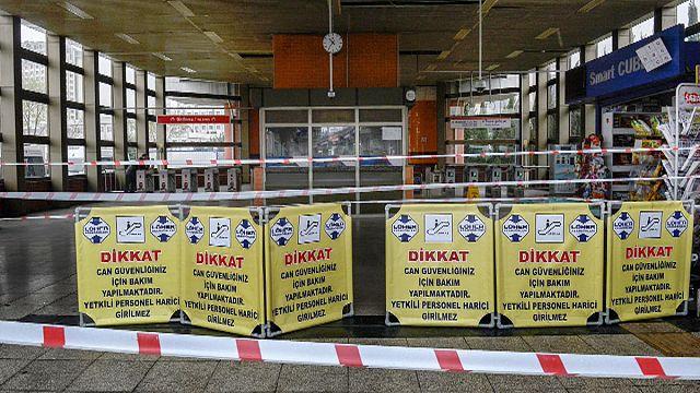 Türkiye'de elektrik kesintisi yaşamı durma noktasına getirdi