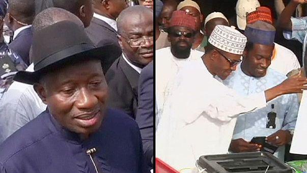 Oppositionskandidat in Nigeria in Führung