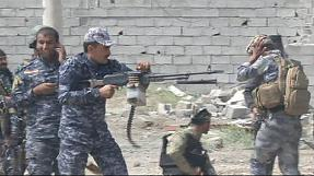 Combate em Tikrit