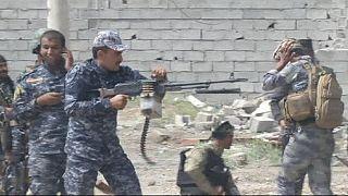 القوات العراقية تستعيد السيطرة على المقار الحكومية في تكريت