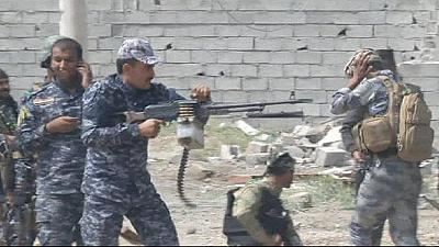 Iraqi forces fighting IS militants near hospital – nocomment