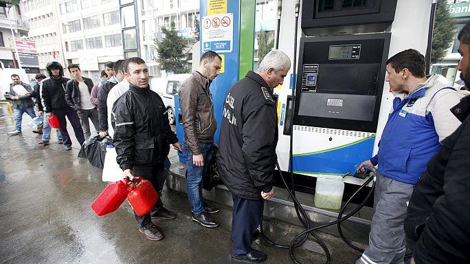 Az évtized áramszünete sújtja Törökországot