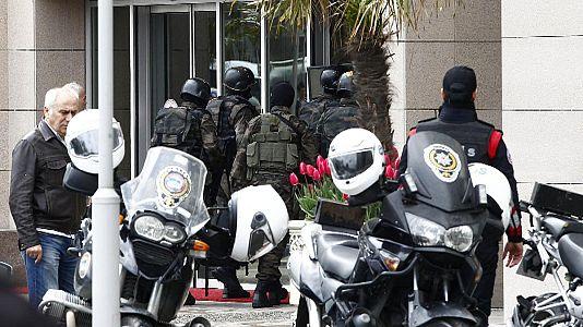 euronews muhabiri: Operasyon her an başlayabilir