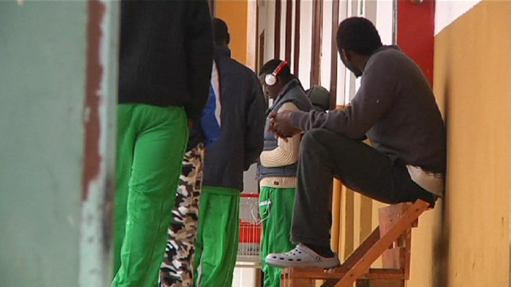 Itália tem triste recorde de requerentes de asilo; Suécia é o país mais generoso