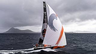 Volvo Ocean Race: Dongfeng falls foul at Cape Horn