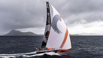 Volvo Ocean Race: Mastbruch vor Kap Hoorn