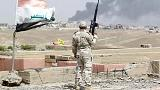 Irak ordusu IŞİD'i Tikrit'ten kovdu