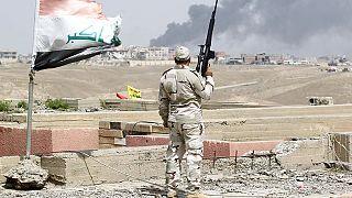 Irakische Regierungstruppen dringen in Stadtmitte von Tikrit vor