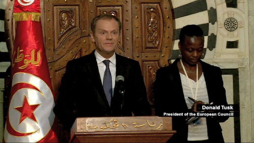Tusk promete ajuda à Tunísia no combate ao terrorismo