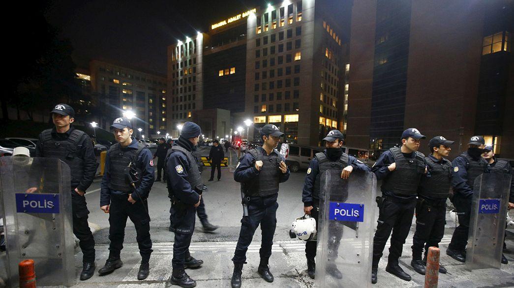 قوات الأمن التركية تُنهي احتجاز المدعي العام في إسطنبول بقتل محتجزيْه