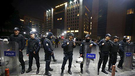 Geiseldrama in Istanbul: Staatsanwalt und Täter tot