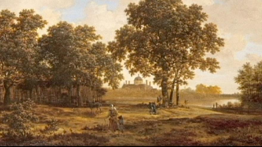 Нидерланды: картина из коллекции королевской семьи вернется к потомкам законных владельцев