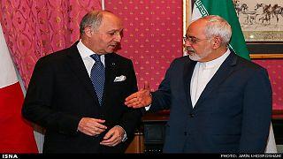 نقش فرانسه در پرونده هسته ای ایران