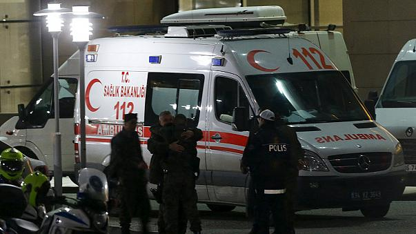 Turkish prosecutor and two gunmen die in hostage crisis