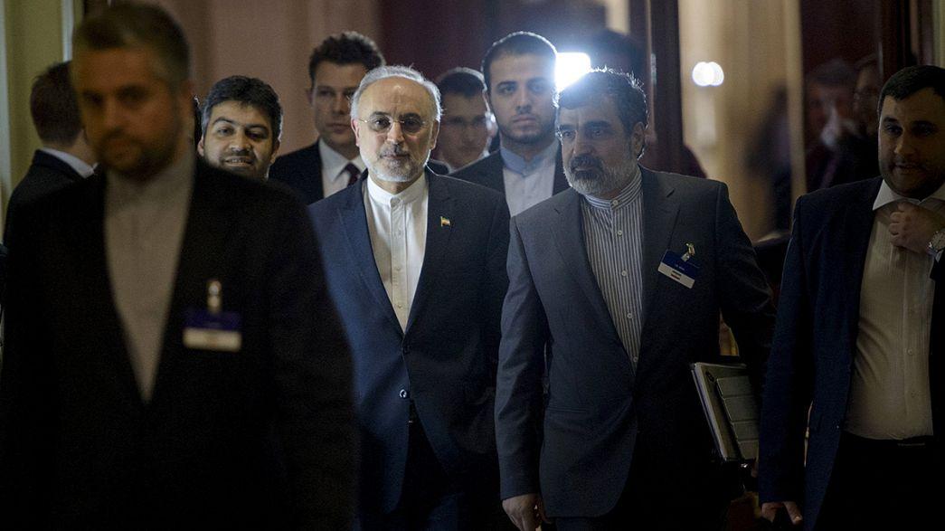 Irán mantiene esperanzas en alcanzar un acuerdo sobre su programa nuclear