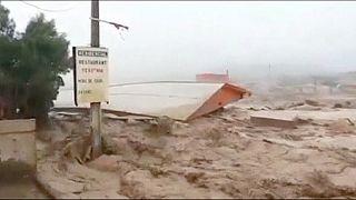 Чили: число погибших в наводнении выросло до 23