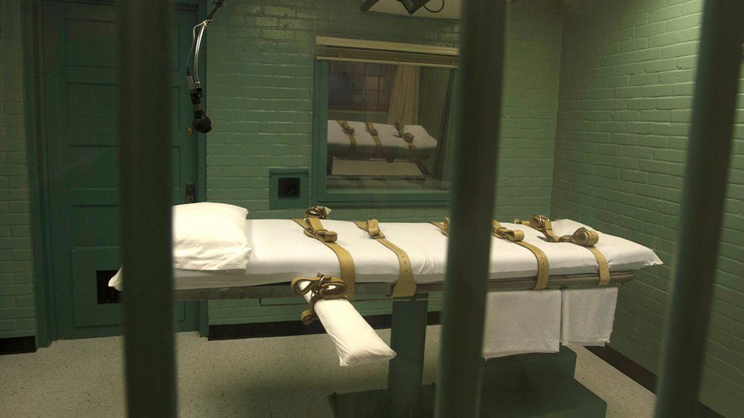 Geçen yıl 22 ülkede 607 kişi idam edildi
