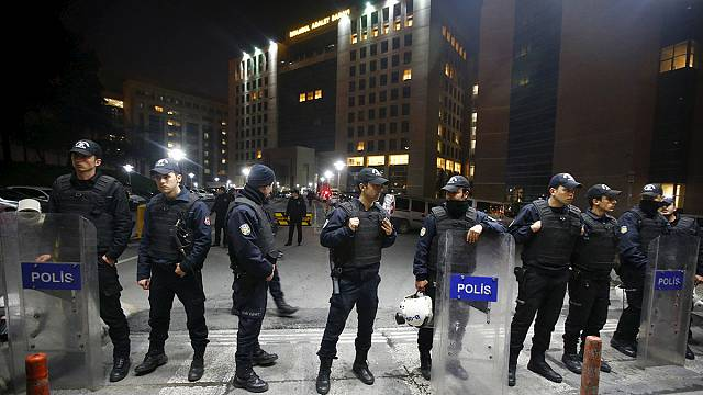 Turkish prosecutor taken hostage dies from wounds after shootout