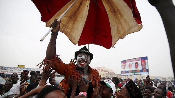 Az ellenzéki Buhari nyerte a választást Nigériában