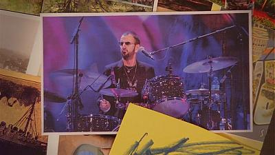 """Ringo Starr sends us """"Postcards from Paradise"""""""