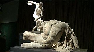 A diferença entre nudez e 'estar nu' na Grécia Antiga