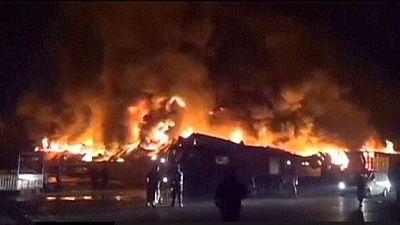 Un ataque aéreo destruye una fábrica de lácteos en Yemen. – nocomment