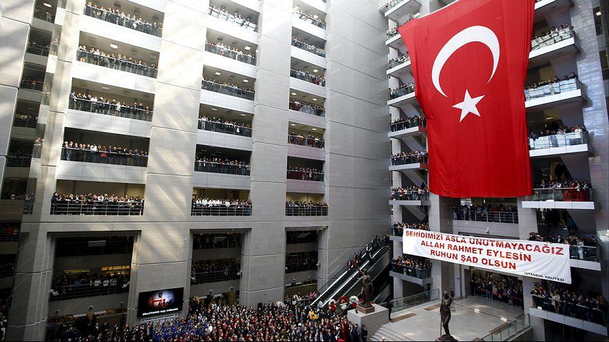 Türkei unter Schock nach Tod eines Staatsanwaltes