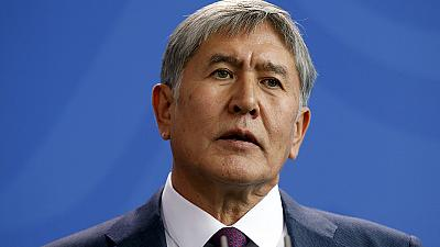 "Kyrgyzstan will push for ""close engagement"" with EU says President Almazbek Atambayev"