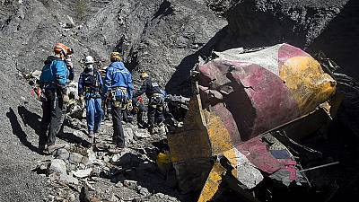 Controversy over footage recovered from Germanwings plane crash