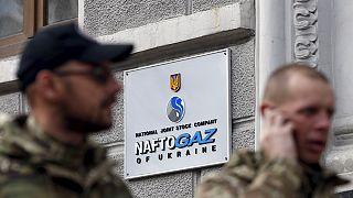 Gazprom verlängert Gaspreis-Rabatt für Ukraine um drei Monate
