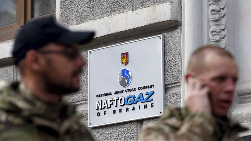 Ucrânia vai ter gás russo mais tempo