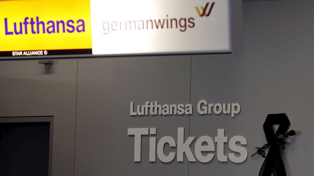 Lufthansa in Schwierigkeiten