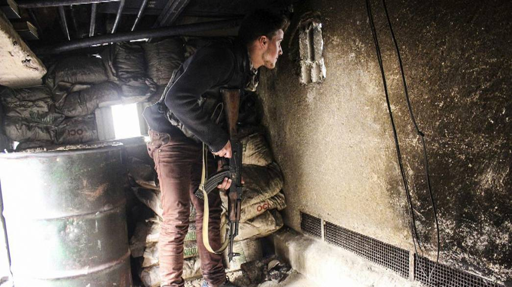 Syrie : les djihadistes de l'EI s'emparent du camp palestinien de Yarmouk